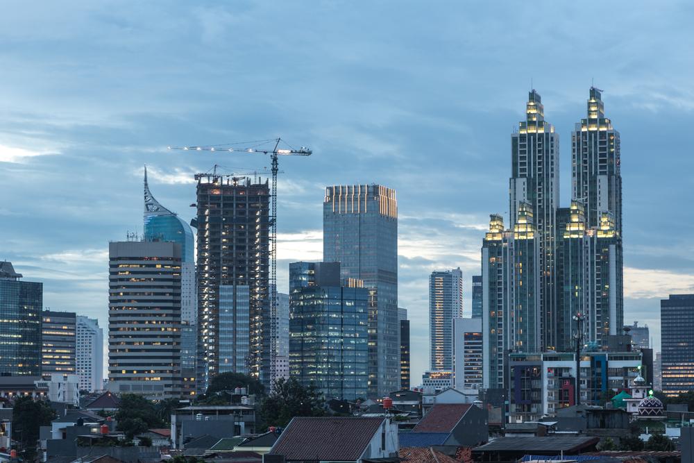 Jakarta skyline (shutterstock)