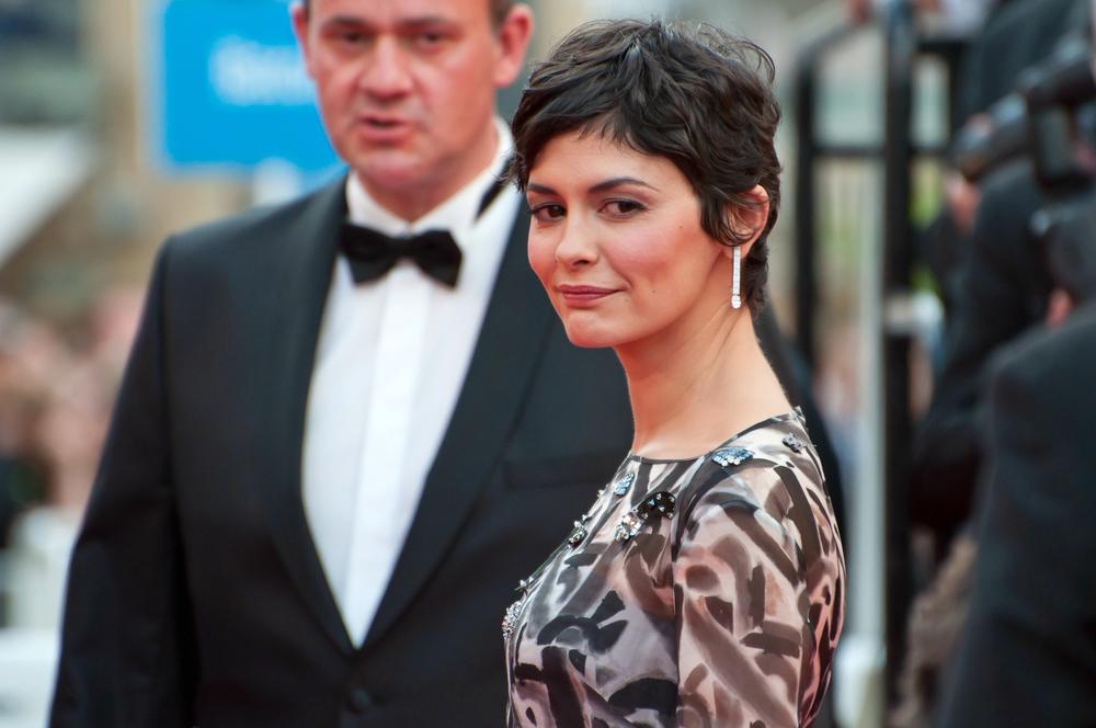 """Amelie"" actress Audrey Tautou (Ilona Ignatova / Shutterstock)"