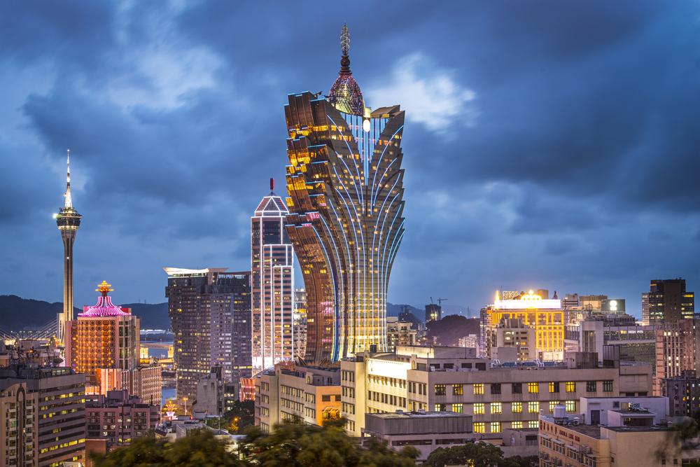 Macau skyline (shutterstock)