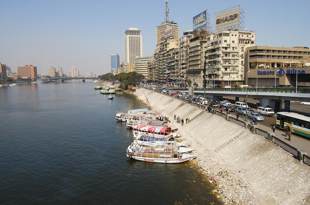 Cairo, Egypt (Adwo / Shutterstock)