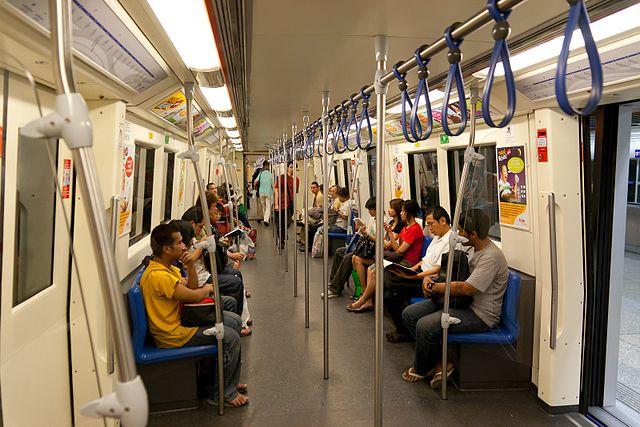 Wikipedia photo of Bangkok MRT
