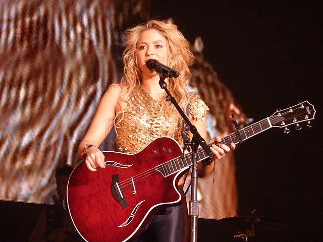 Shakira. oouinouin / Flickr.