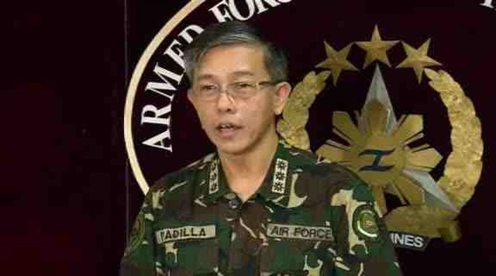 AFP spokesman Col. Restituto Padilla (Photo from the AFP's website)