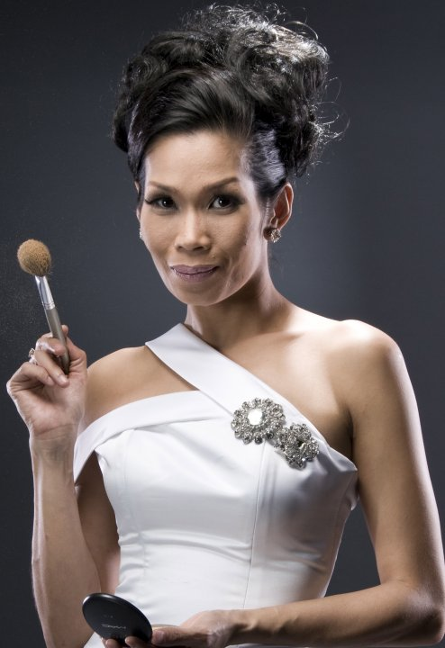 Facebook photo of Pokwang (Marietta Subong)