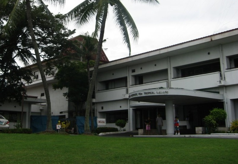 Research Institute for Tropical Medicine (RITM) in Alabang (www.panoramio.org)