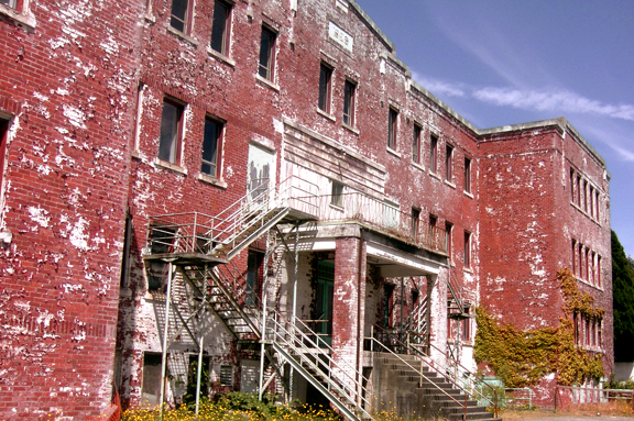 St. Michael's Indian Residential School (Wikipedia)