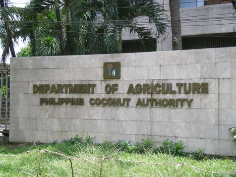 Department of Agriculture (Facebook photo)