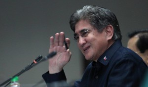 "Sen. Gregorio ""Gringo"" Honasan (Facebook photo)"
