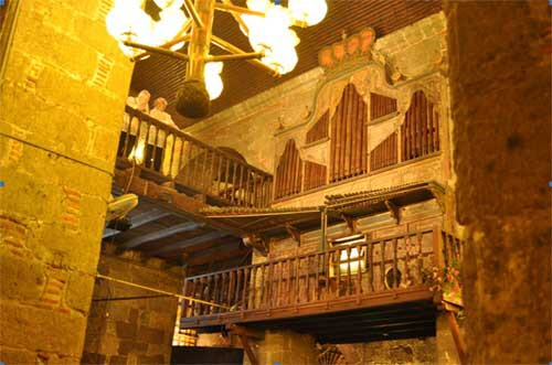 Bamboo Organ in Las Piñas, Philippines (Photo courtesy of Tourism Philippines)