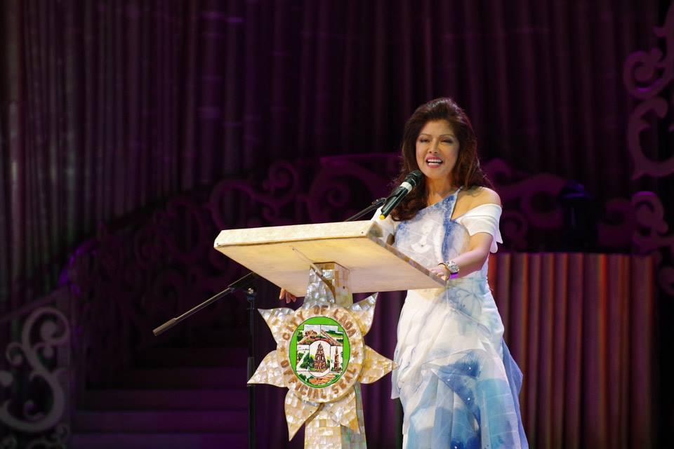 Ilocos Norte Governor Imee Marcos (Facebook photo)