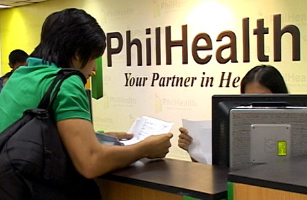 Philhealth Facebook page