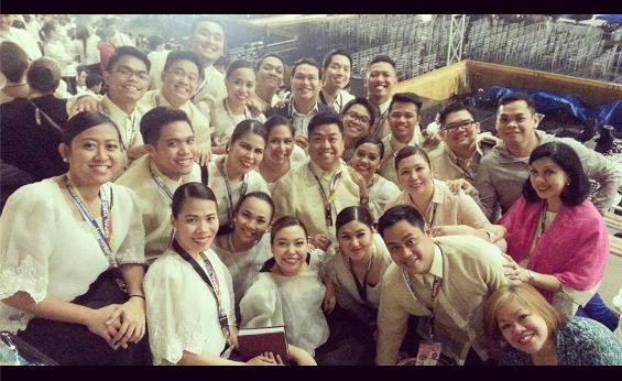 Philippine Madrigal Singers (Facebook page)