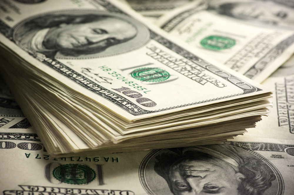 A good U.S. dollar money market fund may offer a better return. (ShutterStock)