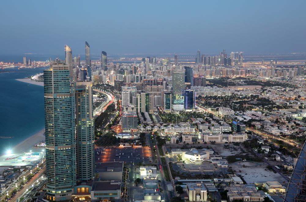 Abu Dhabi (shutterstock)