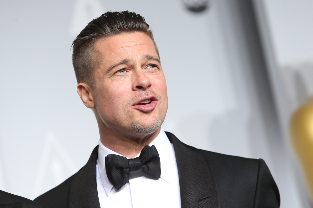 Brad Pitt (Joe Seer / Shutterstock)