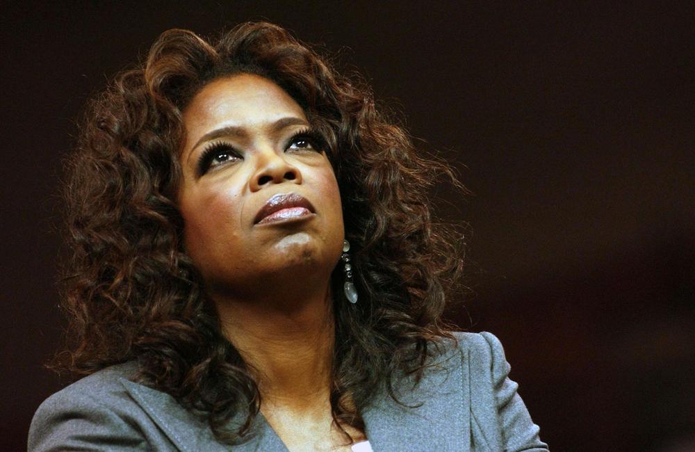 Oprah Winfrey (Everett Collection / Shutterstock)