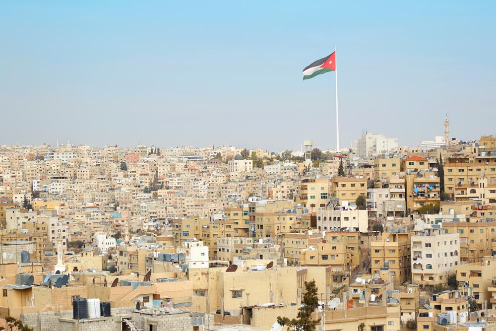 Amman, Jordan (shutterstock)