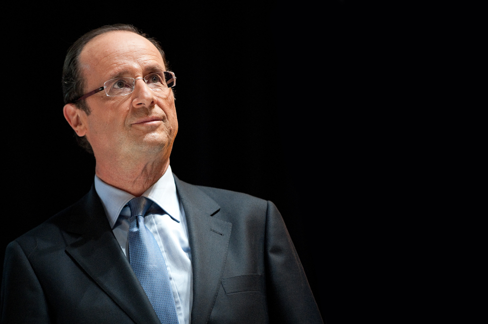 French President Francis Hollande (Frederic Legrand - COMEO / Shutterstock)
