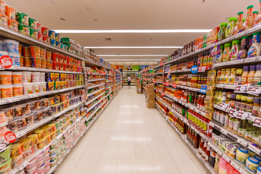 GROCERY SUPERMARKET STORE GOODS