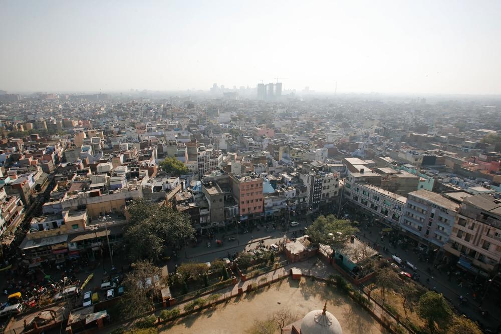 New Delhi, India (shutterstock)