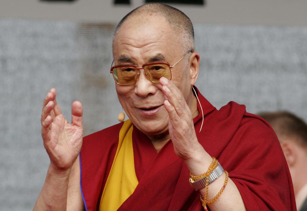 Dalai Lama (VIP Flash / Shutterstock)
