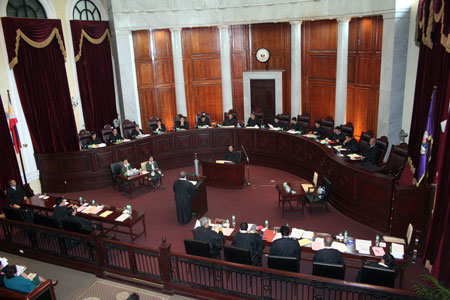 Supreme Court of the Philippines (Photo courtesy of PCIJ)