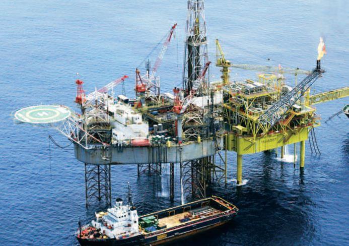 Talisman Energy oil refinery