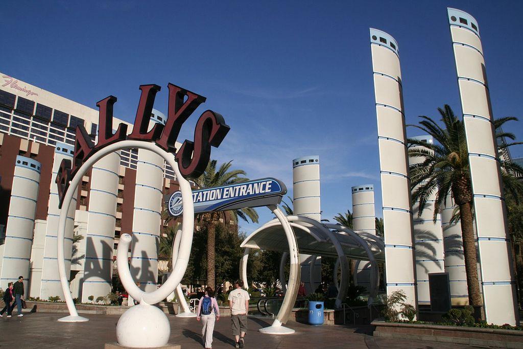 Bally's, Las Vegas. Wikimedia Commons.