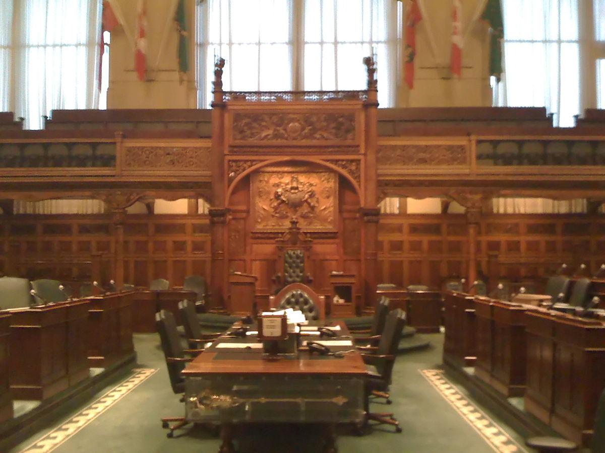 Ontario Provincial Parliament, Queens Park, Toronto. Charles Hoffman / Flickr.