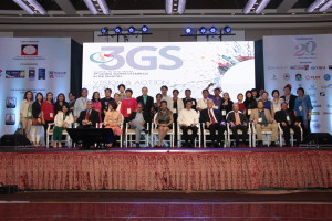 Delegates of the 3rd Global Summit with diplomats and CFO executives (1)