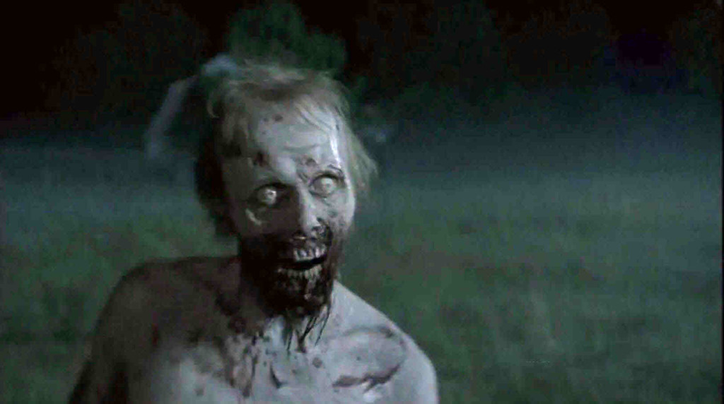 Zombie, as depicted in the TV series, The Walking Dead (Photo: walkingdead.wikia.com)
