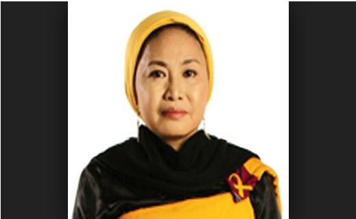 NCMF Chair Yasmin Busran Lao (OPAPP photo)