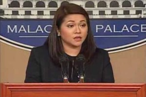 Deputy Presidential spokesperson Abigail Valte (Screenshot of PCCO EDP press briefing video)