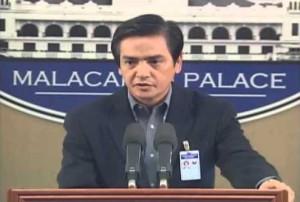 DFA spokesperson Charles Jose (YouTube screenshot)