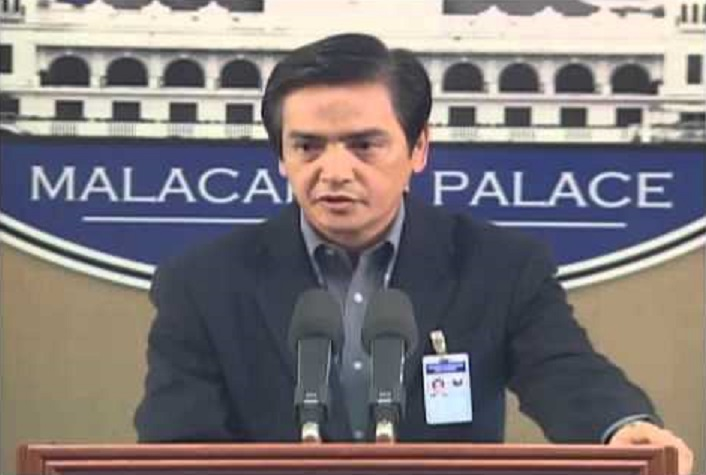 DFA spokesperson Charles Jose (Screengrab from YouTube video)