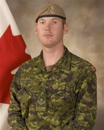 Sgt. Andrew Joseph Doiron (Canadian Armed Forces)
