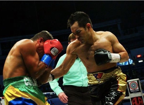 Nonito 'The Flash' Donaire wins comeback game (Photo by Anton Tabuena / Donaire's Official Facebook page)