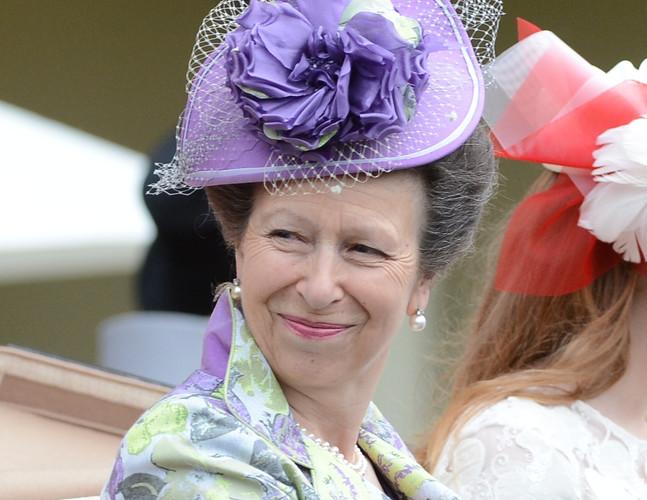 Princess Anne (Featureflash / Shutterstock)
