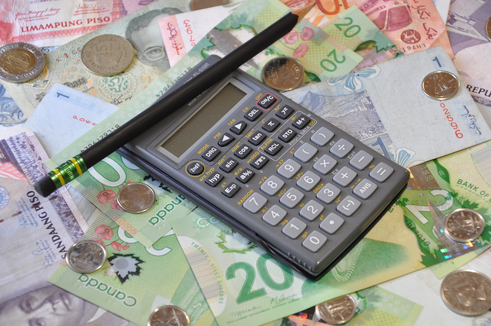 money dollars canada budget finance