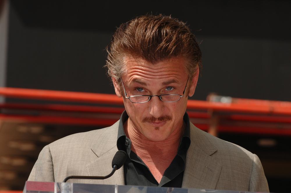 Sean Penn (Featureflash / Shutterstock)