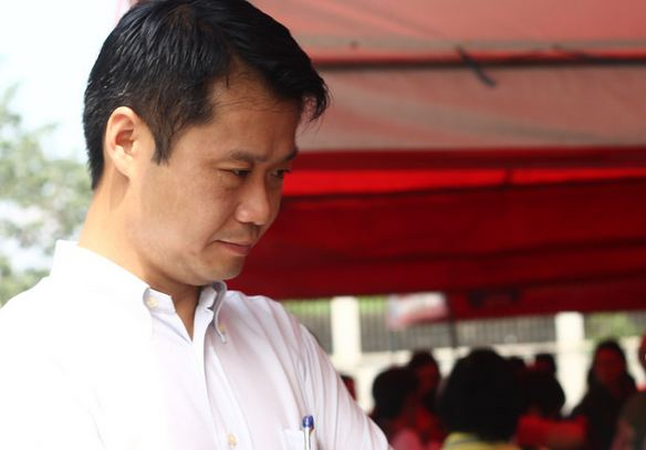 Valenzuela Representative Cong. Sherwin 'Win' Gatchalian (Facebook photo)