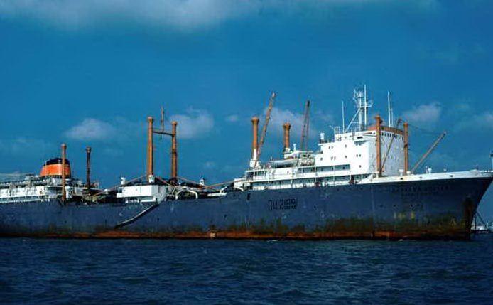 Dalny Vostok (Photo courtesy of shipspotting.com)