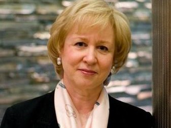Former Canadian Prime Minister Kim Campbell (Wikipedia)