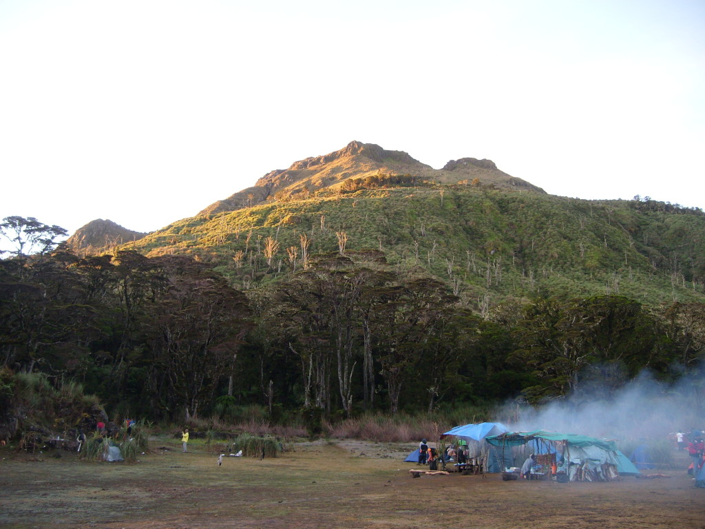 Mount Apo, the highest peak in the Philippines (Wikimedia Commons)