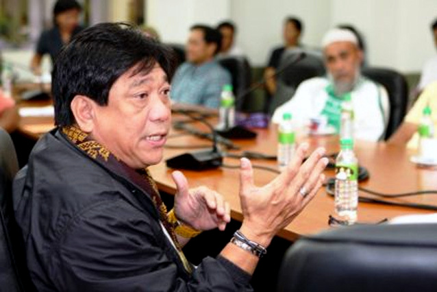 Department of Agriculture Secretary Proceso Alcala. (PIA photo)