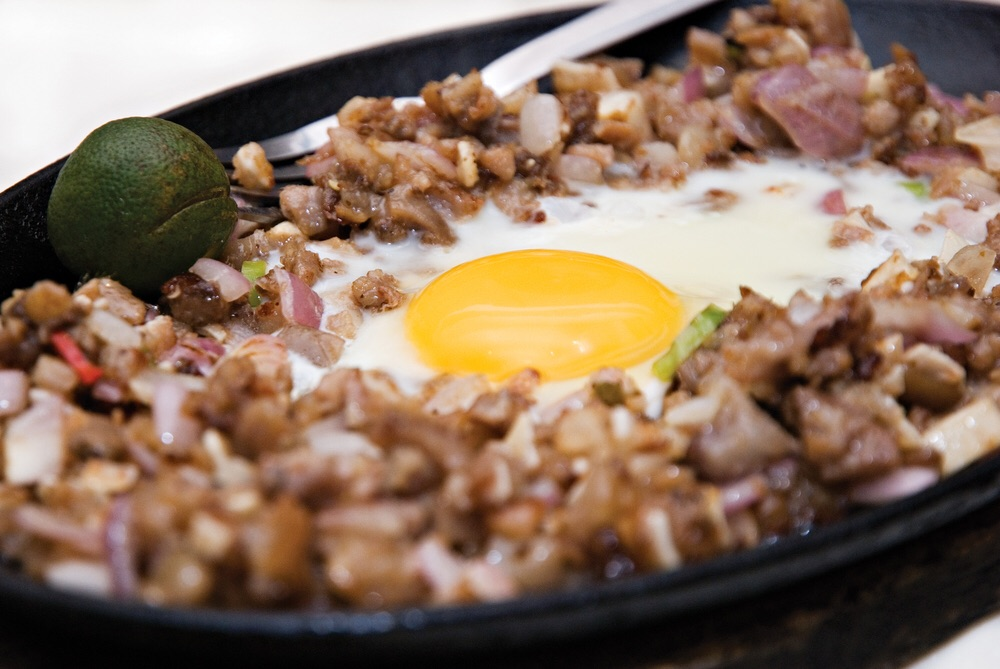 Sizzling Sisig (Shutterstock)