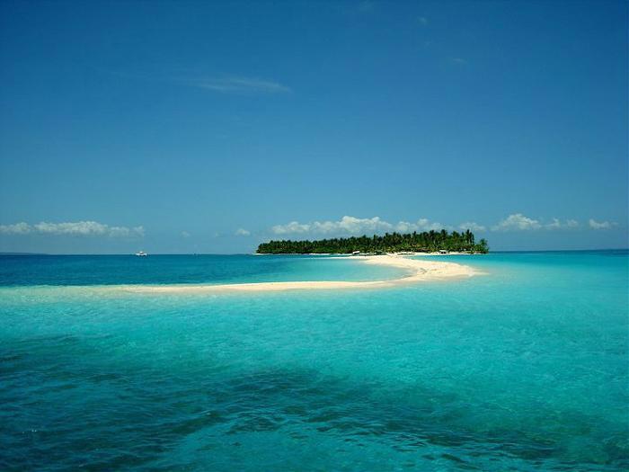 Kalanggaman Island (Wikimapia)