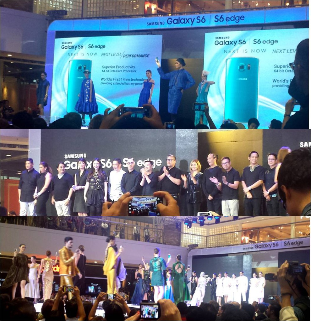 Samsung s6 and S6 Edge launch (PNA photo)