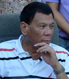 Davao City Mayor Rodrigo Duterte (PNA photo)