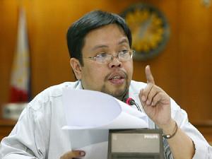COMELEC Spokesman James Jimenez (COMELEC Philippines on Facebook)